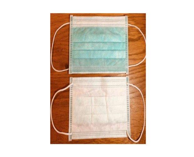 Mascarilla ASTM. Posee 3 capas porque está equipada con una eficacia de filtración de virus del99%.