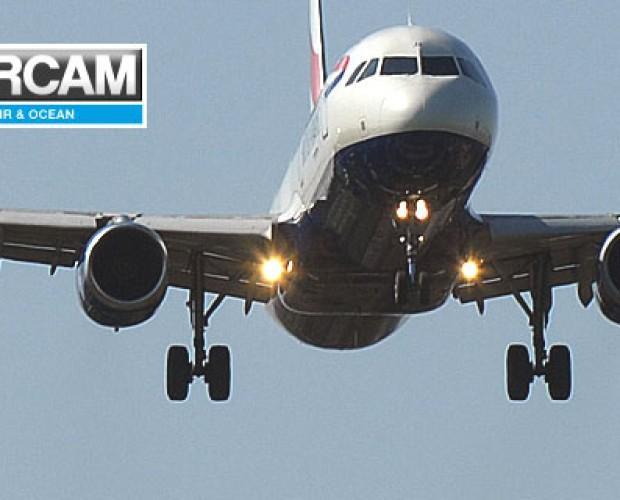 transporte aéreo. Servicio de transporte aéreo