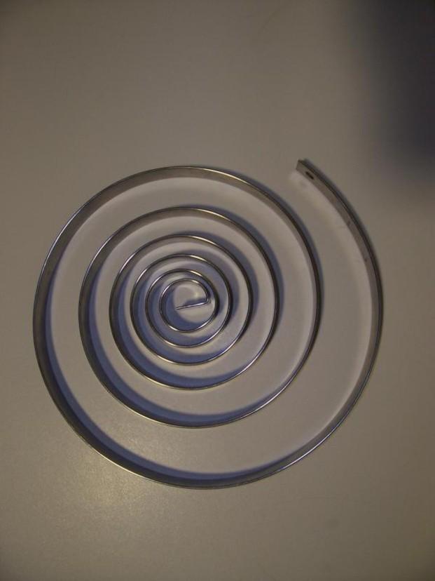 Espirales. De todos los diámetros