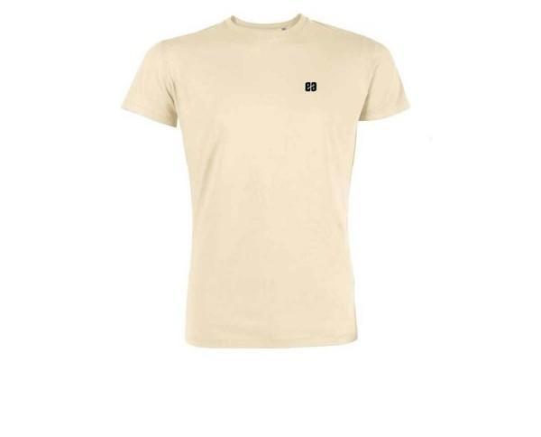 Camiseta con bordado. Tiene un corte clásico que sienta genial