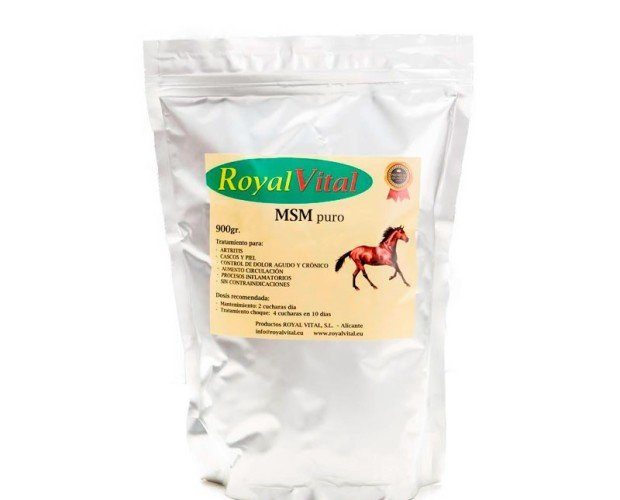 Productos Veterinarios. Complementos Nutricionales para Animales. Suplemento para caballos