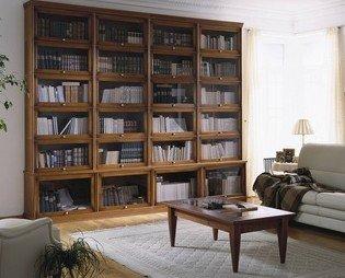 Fabricación de Muebles.Estanteria/libreria modular Helsinky