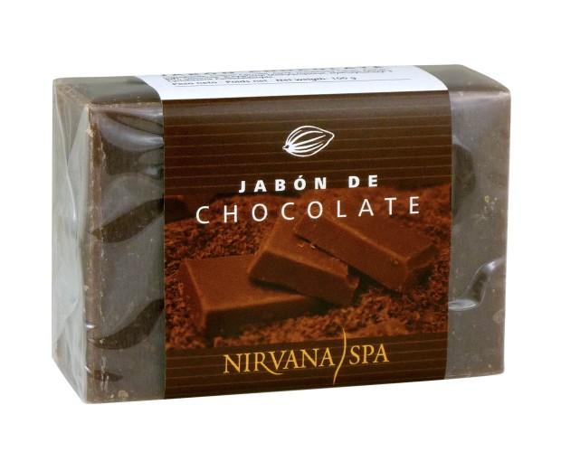 Chocoterapia. Jabón de chocolate