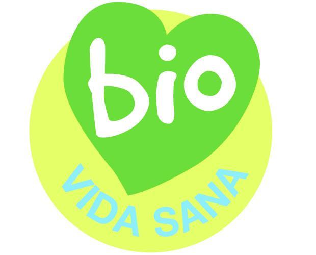 Logo Bio Vida Sana. Cosmética bio