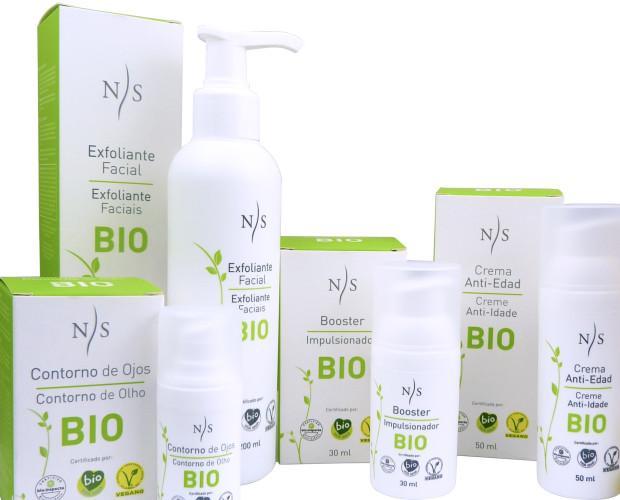 Linea BIO Nirvana Spa. Diversidad de productos naturales