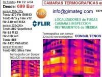 Cámara termografica