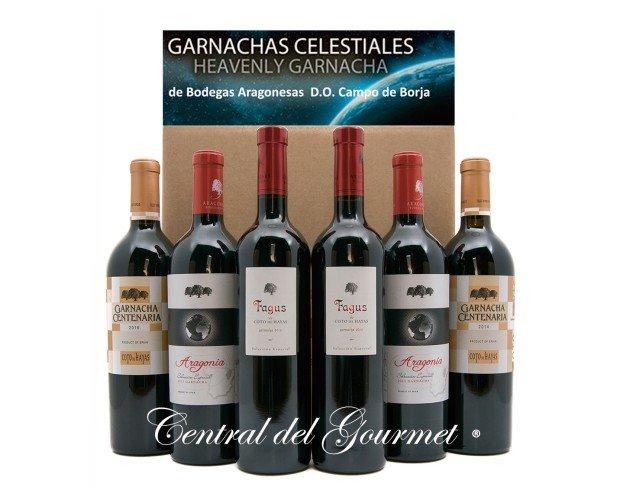 Vinos Gourmet . Un amplio abanico de vinos delicatessen españoles.