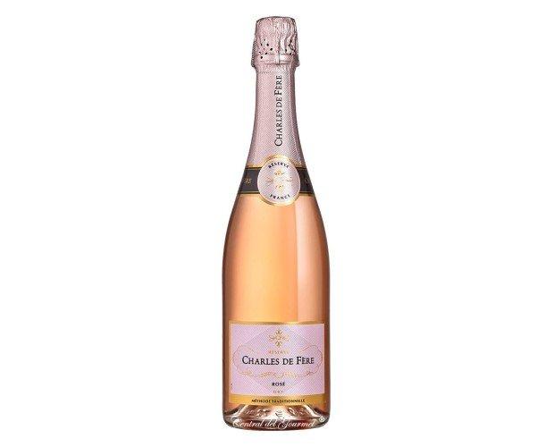 Charles de Fere Rose. Champagne dry