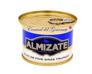 Foie gras trufado. Excelente calidad
