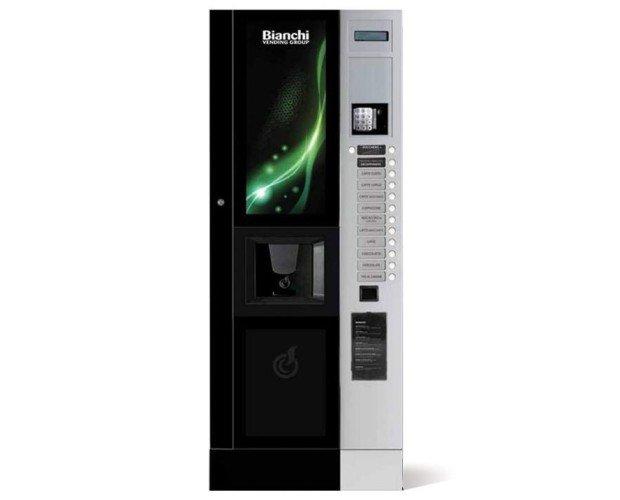 Bianchi LEI400. Bebidas calientes y frías con capacidad de hasta 400 vasos