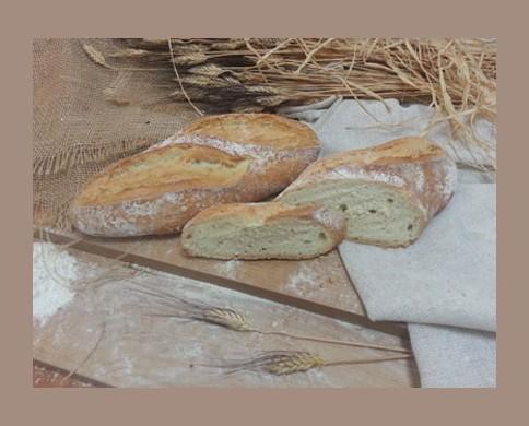 Pan de Rajola. La joya de los panes rústicos