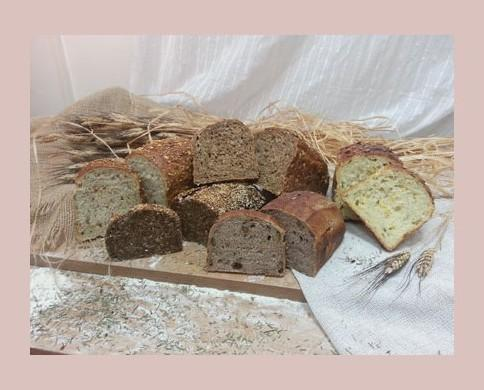 Pan de molde alemán. Pan tradicional alemán