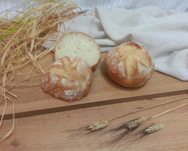 Panecillo de Viena. El pan más tierno, original de la ciudad de Viena