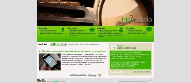 Web Cliente. Posicionamiento Web, Diseño web, SEO, SEM