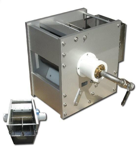 Maquinaria. Maquinas Fabricadoras de Hielo en Escamas