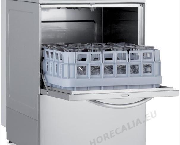 Lavavasos. Modelos con cuba y guías soldadas para una mayor robustez y facilidad de limpieza.