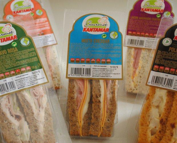GOURMET. SANDWICHS ESPECIAL CON RELLENO GOURMET