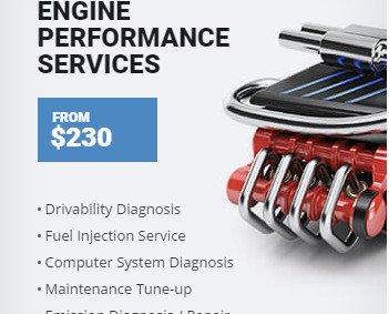 Mantenimiento Motor. Diagnóstico computarizado
