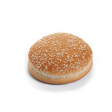Pan de burguer. Pan de burguer de diferentes tamaños