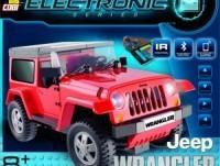 Jeep con control remoto