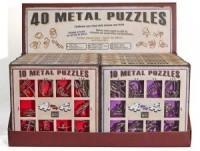 Puzzles de metal
