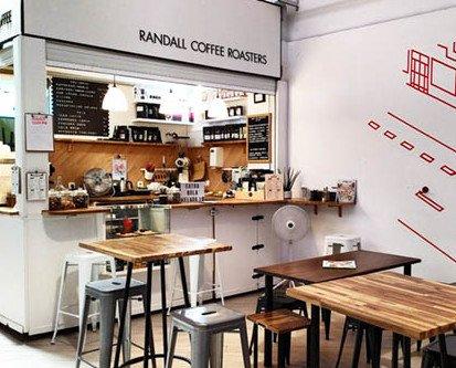 Coffee Shop. Puedes visitarnos en el Mercado de Vallehermoso