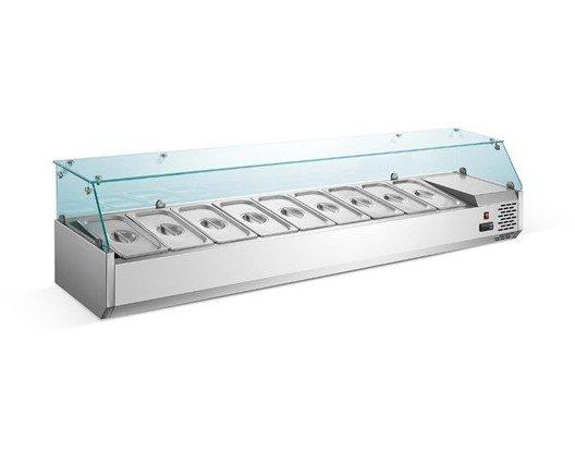Vitrina refrigerada. La mejor calidad y precio