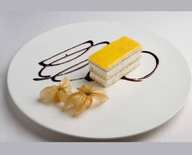 Pastel de Limón. Delicioso postre