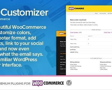 Soluciones de Comercio Electrónico.Plugin que nos permite adaptar los email en nuestra tienda Woocommerce