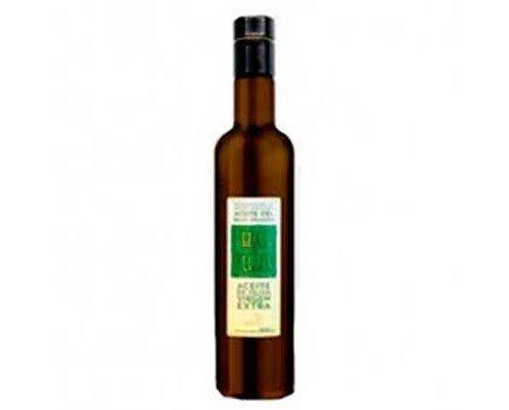 Aceite del bajo Aragón 05L. Es de color vivo, sin impurezas , y con un sabor muy afrutado.