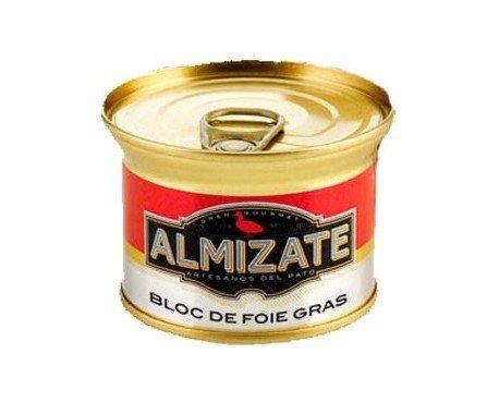 Bloc de foie gras. 100% de Foie Gras, libres de conservantes y colorantes