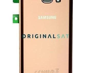 Tapa trasera original Samsung S7. Color rosa