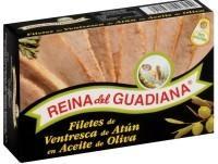 Proveedores Atún en aceite de oliva