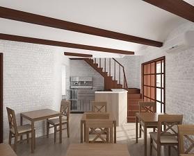 Proyectos 3d. JCB Proyectos Hostelería Realizamos proyectos de distribución y decoración en 3D