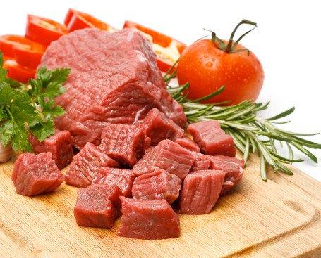 Carne de ternera. Producto de calidad