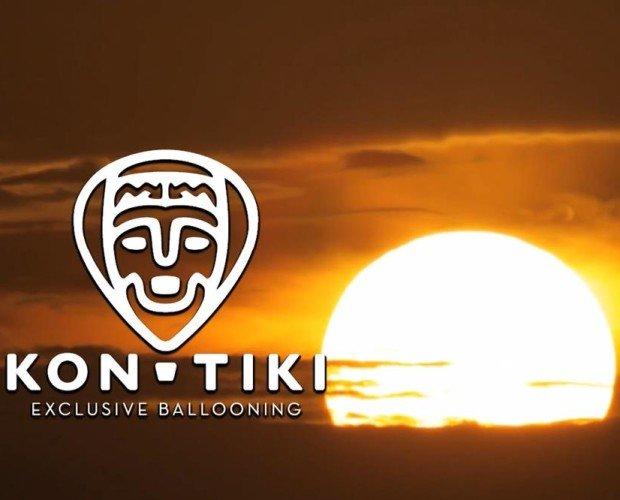 Spot Kon-Tiki. Fotografía aérea