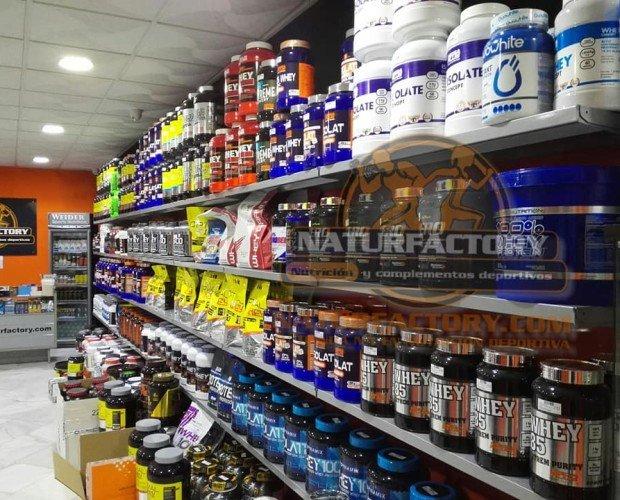 Naturfactory Sport - Suplementos . Marcas de Proteínas en Naturfactory Sport.
