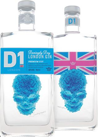 D1 Premium Gin. Gin premium