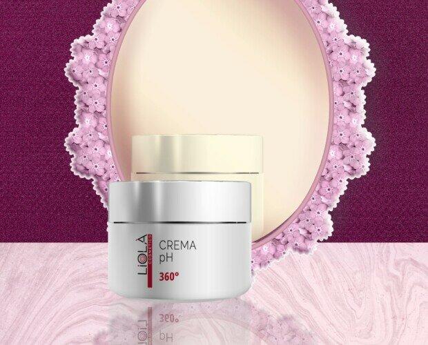 Crema PH. La crema agria es adecuada para todo tipo de piel y cualquier edad.