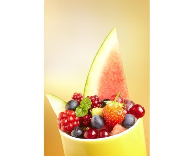 Bodegón de frutas. Fotografía de alimentación con estilismo de cocina