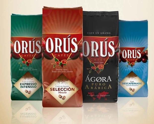 Cafés Orús . Café de alta calidad