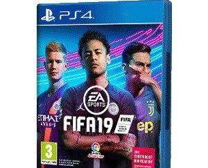 Fifa 2019. Contamos con los videojuegos más nuevos