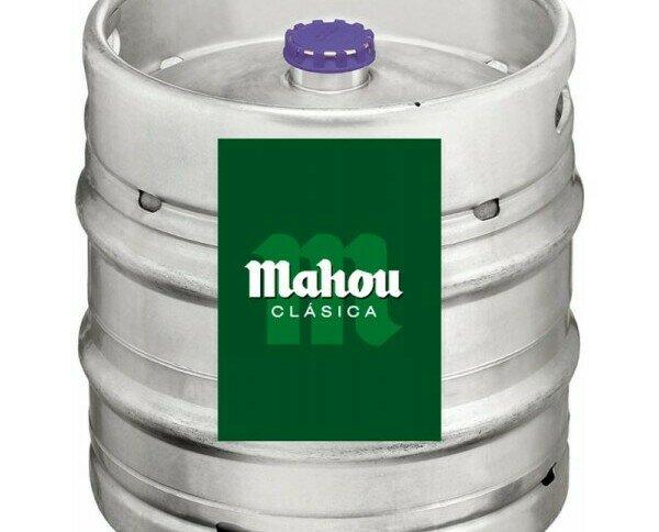 Cerveza Mahou. Somos distribuidores de cerveza Mahou