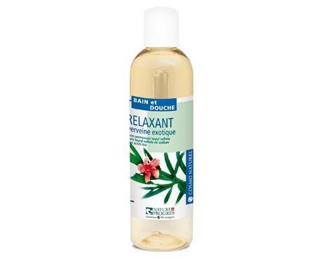 Productos de Cosmética Natural. Geles de Baño Naturales para Bebés. Gel de ducha relajante ecológico, con verbena exótica.