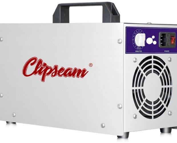 Generador ozono. Generador de ozono y purificador de aire, elimina virus, bacterias, malos olores...