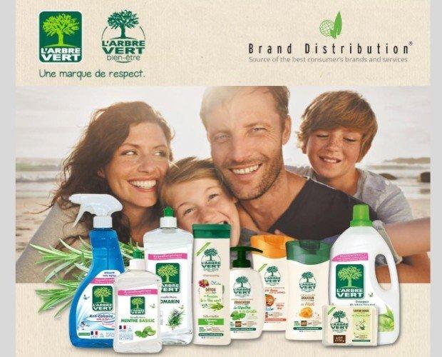 L'ARBRE VERT. artículos para la higiene personal L'ARBRE VERT