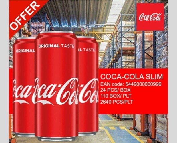Refrescos de Marcas Clásicas.Tenemos Coca-Cola