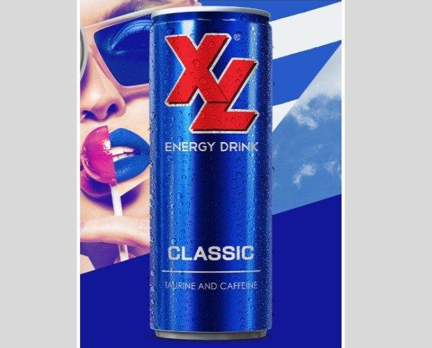 XL ENERGY DRINK. Bebidas Energéticas XL