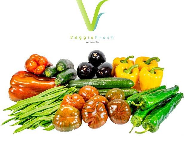 Veggie Box Berja. Selección de 7,5Kg de Verdura