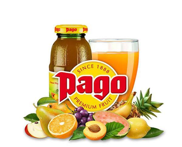 Zumos Naturales.Zumos Pago de variados y ricos sabores.